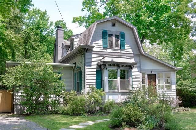 126 Washington Spring Road, Palisades, NY 10964 (MLS #H6042133) :: William Raveis Baer & McIntosh