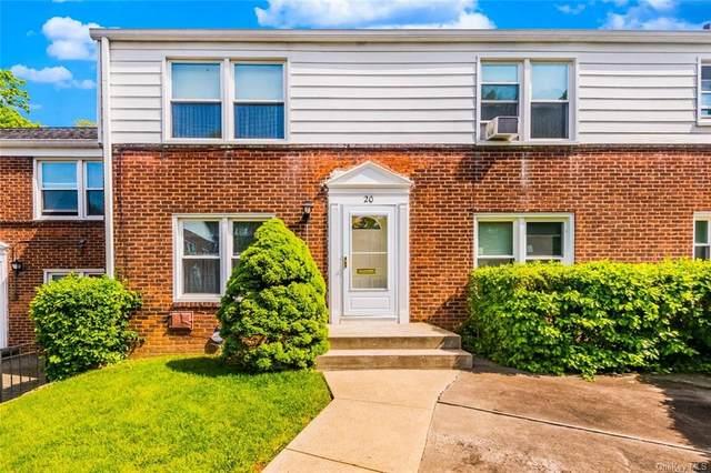 20 Hilltop Acres #20, Yonkers, NY 10704 (MLS #H6042284) :: Marciano Team at Keller Williams NY Realty