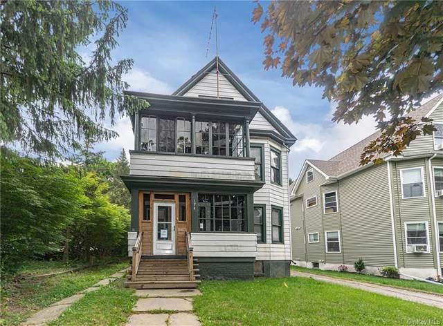 174 Mansion, Poughkeepsie City, NY 12601 (MLS #H6042484) :: Mark Boyland Real Estate Team