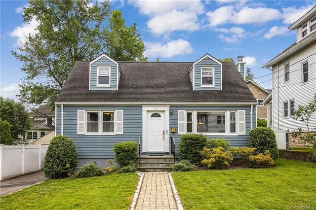 47 Coakley Avenue, Harrison, NY 10528 (MLS #H6042550) :: William Raveis Legends Realty Group