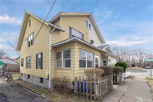 99 Henry Avenue, Newburgh City, NY 12550 (MLS #H6042585) :: William Raveis Legends Realty Group