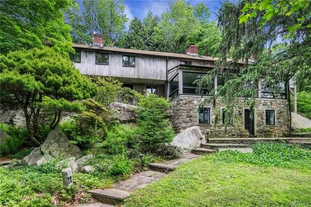 39 Old Snake Hill Road, Pound Ridge, NY 10576 (MLS #H6042737) :: Mark Boyland Real Estate Team