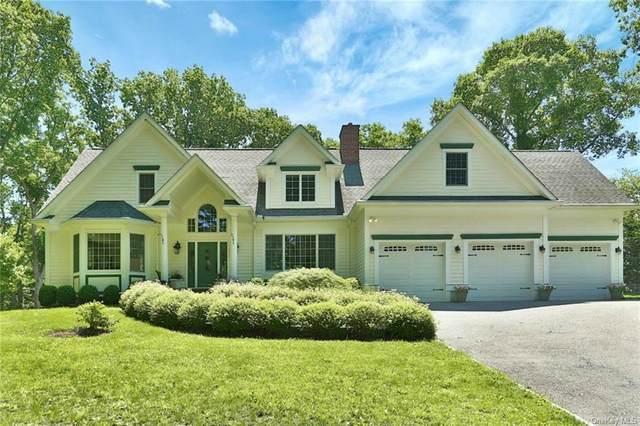 8 Apple Tree Lane, Pound Ridge, NY 10576 (MLS #H6043001) :: Mark Boyland Real Estate Team