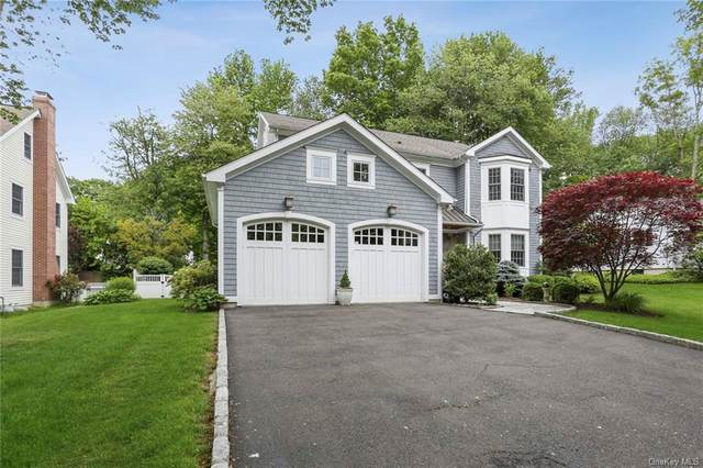 11 Circle Drive, Greenwich, CT 06830 (MLS #H6043211) :: Frank Schiavone with William Raveis Real Estate