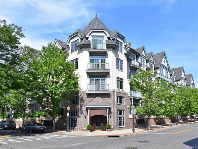 55 1st Street #411, Pelham, NY 10803 (MLS #H6043755) :: William Raveis Baer & McIntosh