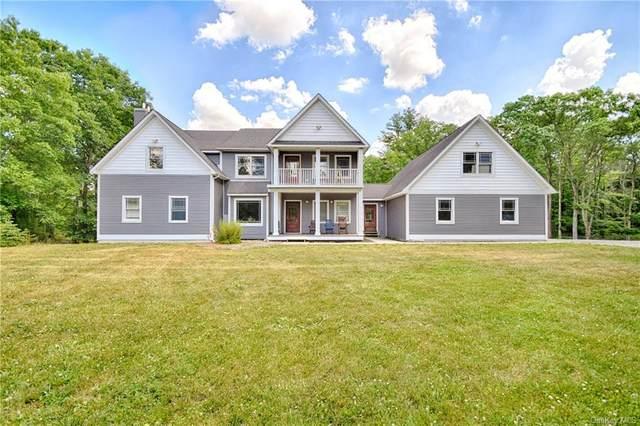 32 Mill House Road, Mamakating, NY 12566 (MLS #H6045113) :: The McGovern Caplicki Team