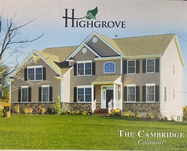 26 Highgrove Drive, Washingtonville, NY 10992 (MLS #H6045492) :: Frank Schiavone with William Raveis Real Estate