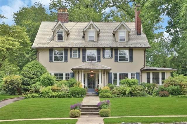 122 Loring Avenue, Pelham, NY 10803 (MLS #H6045732) :: William Raveis Baer & McIntosh