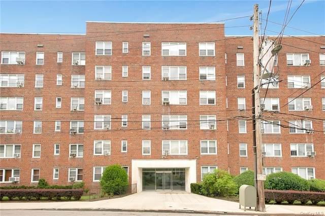 25 Sunnyside Drive 6J, Yonkers, NY 10705 (MLS #H6045756) :: William Raveis Baer & McIntosh