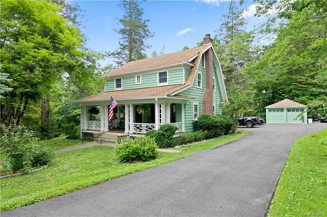 14 Crosby Road, North Salem, NY 10560 (MLS #H6045784) :: Frank Schiavone with William Raveis Real Estate