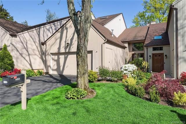 403 Fairway Green, Mamaroneck, NY 10543 (MLS #H6046352) :: Cronin & Company Real Estate