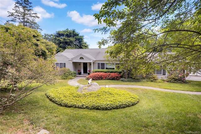 58 Pine Brook Road, Bedford, NY 10506 (MLS #H6046381) :: Kendall Group Real Estate | Keller Williams