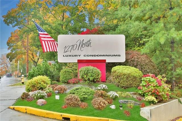1270 North Avenue 4G, New Rochelle, NY 10804 (MLS #H6046688) :: Cronin & Company Real Estate