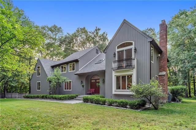 38 Hilltop Road, Waccabuc, NY 10597 (MLS #H6046698) :: Mark Boyland Real Estate Team