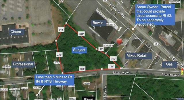 Meadow Avenue, Newburgh, NY 12550 (MLS #H6046773) :: Nicole Burke, MBA | Charles Rutenberg Realty