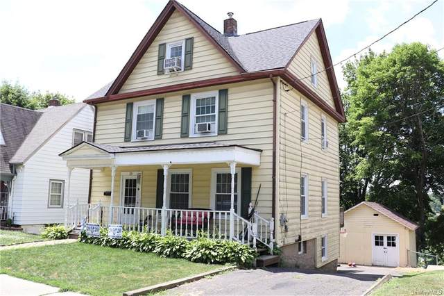 29 Gladstone Avenue, Montgomery Town, NY 12586 (MLS #H6046817) :: William Raveis Baer & McIntosh
