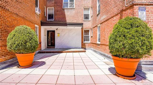 491 Riverdale Avenue #2G, Yonkers, NY 10705 (MLS #H6046822) :: William Raveis Baer & McIntosh