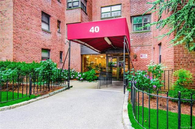 40 Fleetwood Avenue 5E, Mount Vernon, NY 10552 (MLS #H6047195) :: William Raveis Baer & McIntosh