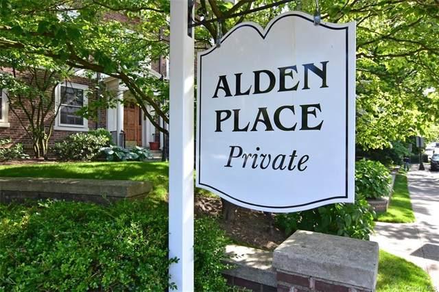 19 Alden Place #1, Bronxville, NY 10708 (MLS #H6047252) :: William Raveis Baer & McIntosh