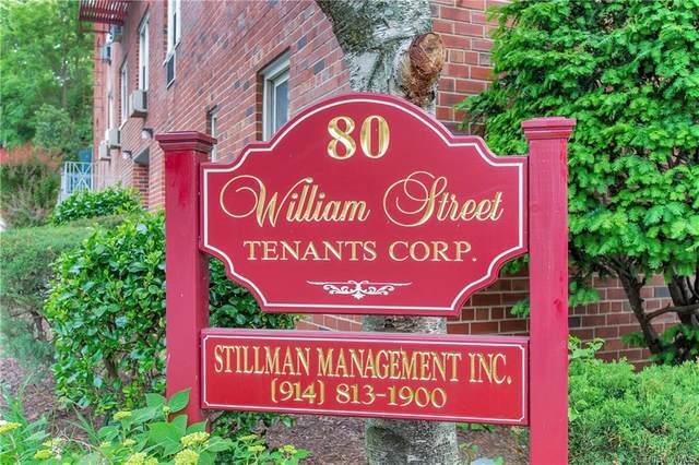 80 William Street 3A, Mount Vernon, NY 10552 (MLS #H6047539) :: William Raveis Baer & McIntosh