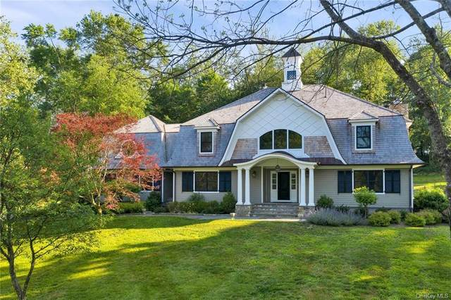 109 Cliffield Road, Bedford, NY 10506 (MLS #H6047727) :: Mark Seiden Real Estate Team