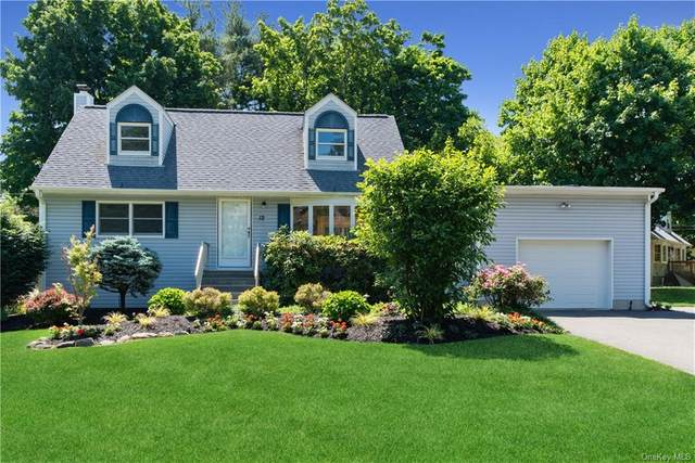 12 Carrie Drive, Clarkstown, NY 10956 (MLS #H6047778) :: William Raveis Baer & McIntosh