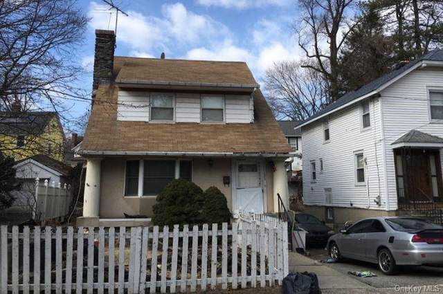 250 Bradley Avenue, Mount Vernon, NY 10552 (MLS #H6048188) :: William Raveis Baer & McIntosh
