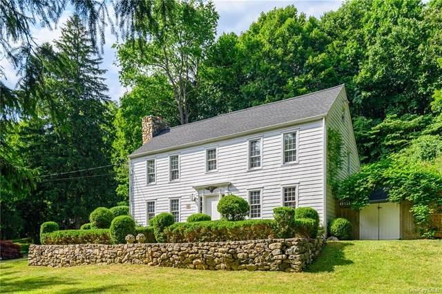 1 Wallace Road, North Salem, NY 10560 (MLS #H6048195) :: Kendall Group Real Estate | Keller Williams