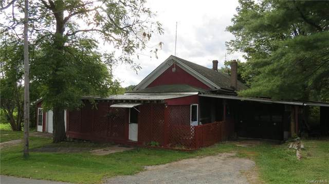 8 Parker Road (Co Road 111), Tusten, NY 12764 (MLS #H6048241) :: RE/MAX Edge