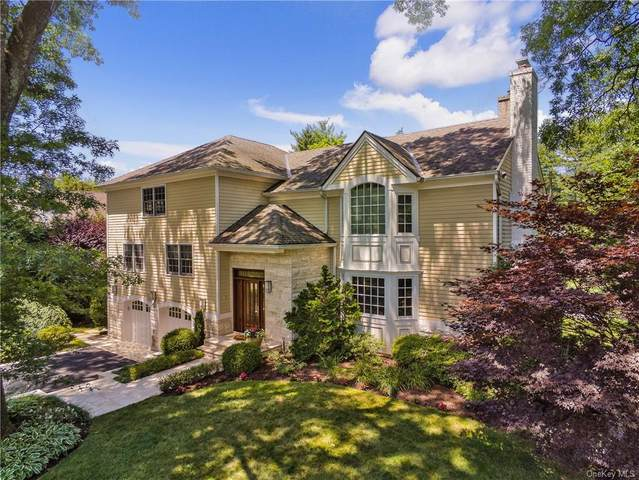 62 Stratton Road, Scarsdale, NY 10583 (MLS #H6048512) :: Frank Schiavone with William Raveis Real Estate