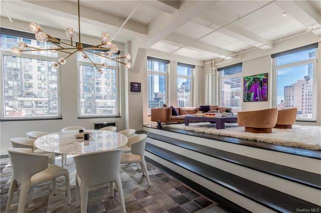 348 W 38th Street 7A, Newyork, NY 10018 (MLS #H6048514) :: Nicole Burke, MBA | Charles Rutenberg Realty
