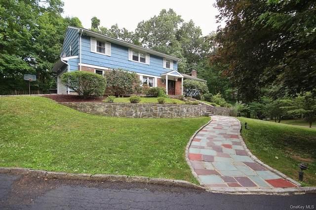 14 Saddle Ridge Road, New Castle, NY 10562 (MLS #H6048850) :: RE/MAX Edge