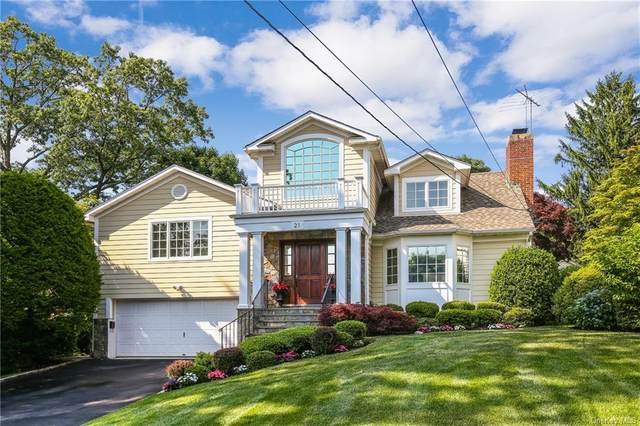 21 Grand Boulevard, Eastchester, NY 10583 (MLS #H6048929) :: William Raveis Baer & McIntosh