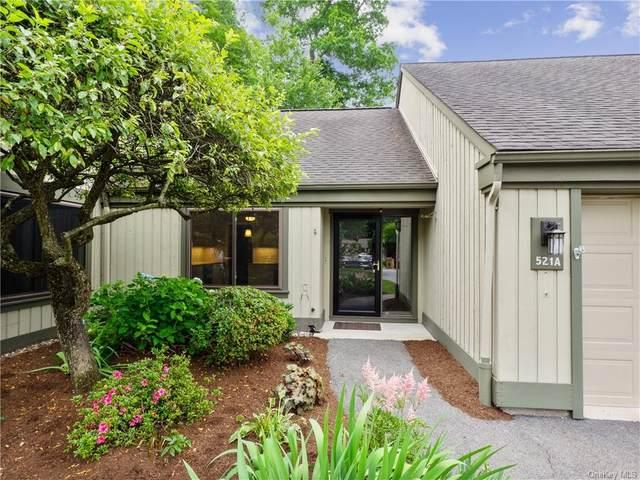 521 Heritage Hills Road 521A, Somers, NY 10589 (MLS #H6048998) :: Mark Seiden Real Estate Team