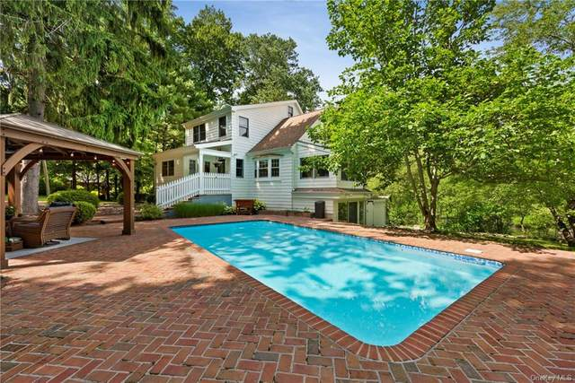 89 Cross Pond Road, Pound Ridge, NY 10576 (MLS #H6049049) :: William Raveis Legends Realty Group