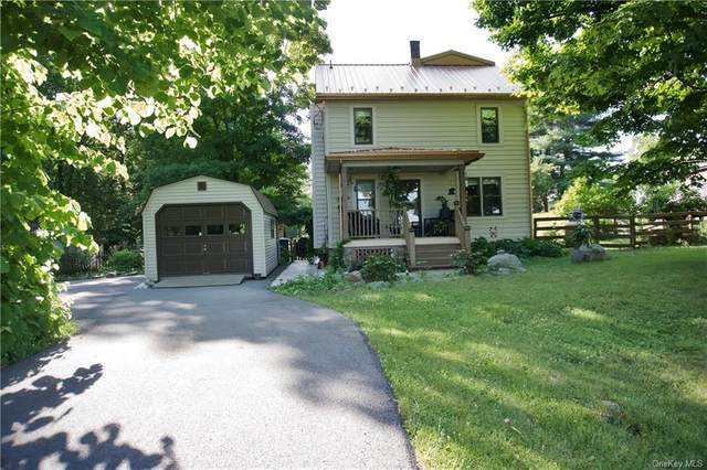 435 Sctn Collabar Road, Wallkill Town, NY 10941 (MLS #H6049085) :: William Raveis Baer & McIntosh