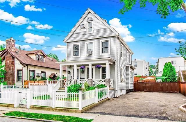 6 Fowler Avenue, Yonkers, NY 10701 (MLS #H6049115) :: William Raveis Baer & McIntosh