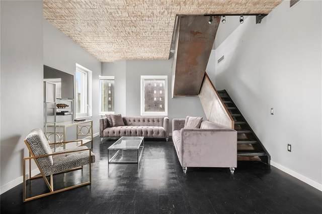 70 W 45th Street Ph3, Newyork, NY 10036 (MLS #H6049353) :: Cronin & Company Real Estate