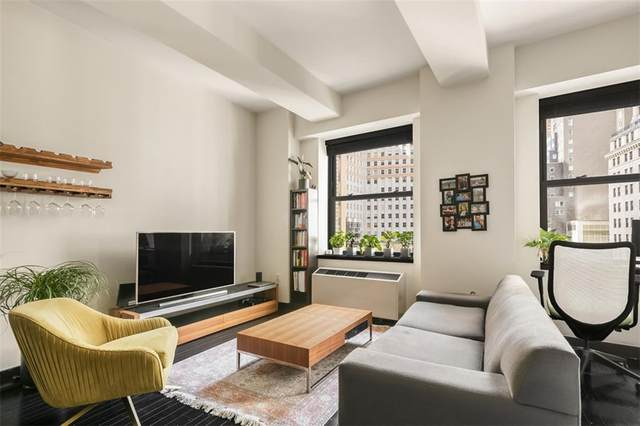 20 Pine Street #1507, Newyork, NY 10005 (MLS #H6050381) :: Cronin & Company Real Estate