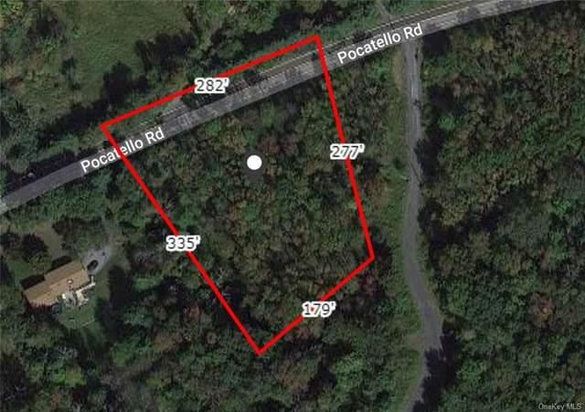 Pocatello Road, Wallkill Town, NY 10940 (MLS #H6050495) :: RE/MAX Edge