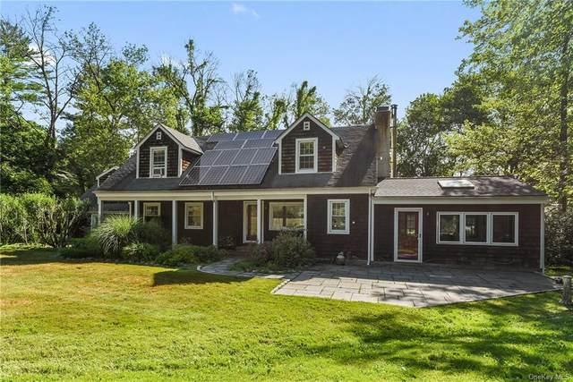 72 Lake Shore Drive, Lewisboro, NY 10590 (MLS #H6050534) :: Kendall Group Real Estate   Keller Williams