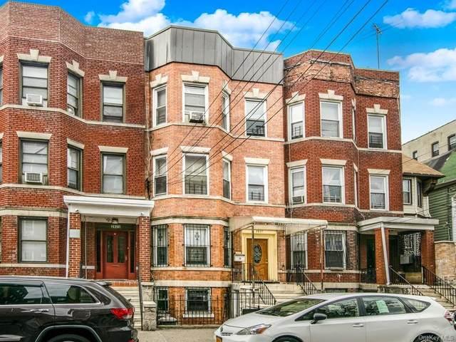 2827 Valentine, Bronx, NY 10458 (MLS #H6050542) :: Marciano Team at Keller Williams NY Realty