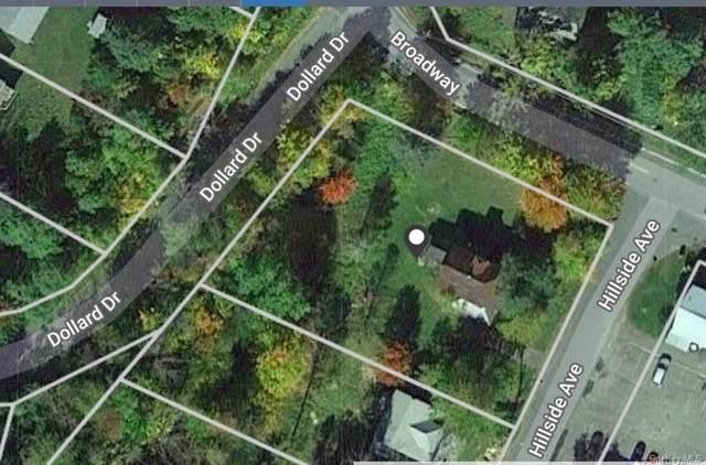 2 Hillside Avenue, Thompson, NY 12701 (MLS #H6050577) :: RE/MAX Edge