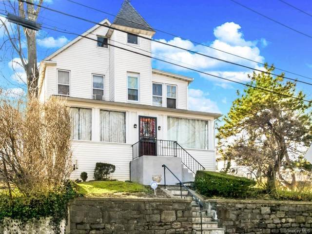 348 Hutchinson Avenue, Mount Vernon, NY 10553 (MLS #H6050792) :: William Raveis Baer & McIntosh