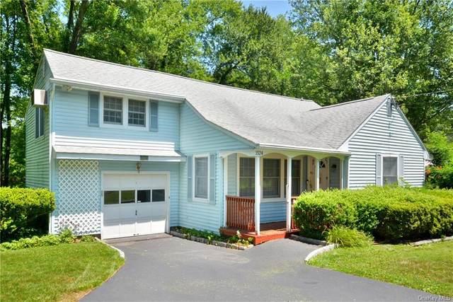 1524 Cross Road, Yorktown, NY 10547 (MLS #H6050811) :: Mark Boyland Real Estate Team