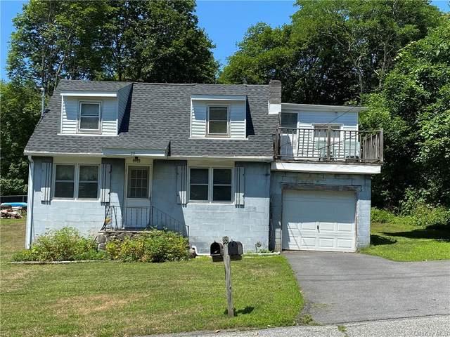 25 Smith Avenue, Newburgh Town, NY 12586 (MLS #H6051149) :: RE/MAX Edge