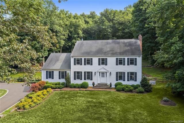 376 Pine Brook Road, Pound Ridge, NY 10506 (MLS #H6051167) :: Mark Boyland Real Estate Team