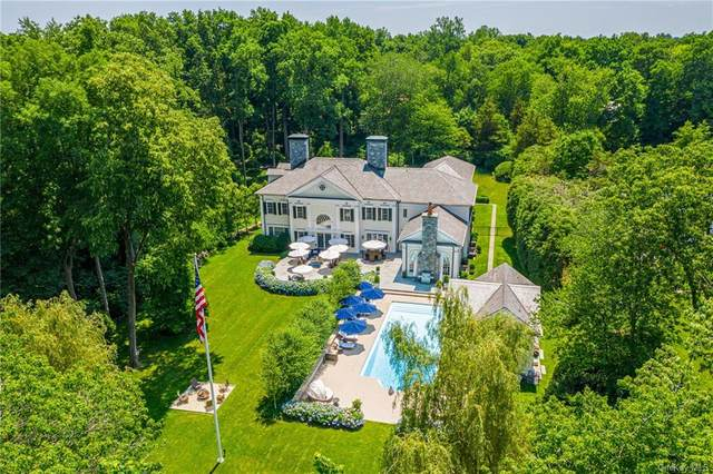 55 Perkins Road, Greenwich, CT 06830 (MLS #H6051216) :: Frank Schiavone with William Raveis Real Estate