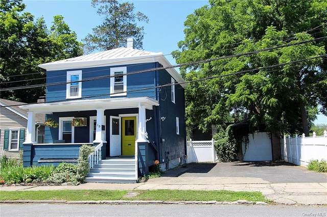 13 Park Avenue, Newburgh City, NY 12550 (MLS #H6051750) :: Mark Boyland Real Estate Team