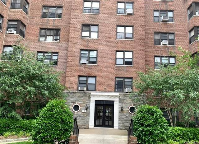 2 Fisher Drive #112, Mount Vernon, NY 10552 (MLS #H6051754) :: William Raveis Baer & McIntosh